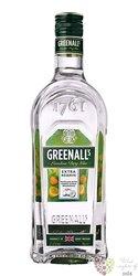 "Greenall´s "" Extra Reserve "" British London dry gin 37.5% vol.  1.00 l"