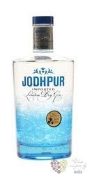 Jodhpur Spanish London dry gin 43% vol.  0.70 l