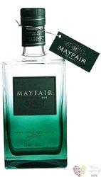 Mayfair premium English London dry gin 40% vol.  0.70 l