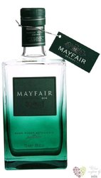 Mayfair premium English London dry gin 40% vol.  0.05 l