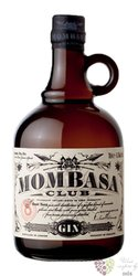 Mombasa Club English dry gin 41.5% vol.  0.70 l