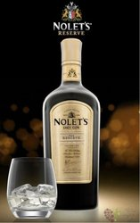 "Nolet´s "" Reserve "" premium Dutch London dry gin 52% vol.    0.70 l"