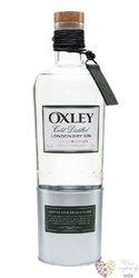 Oxley premium British cold distilled London dry gin 47% vol.  1.00 l
