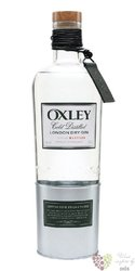 Oxley premium Britihs cold distiled London dry gin 47% vol.  0.70 l