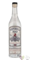 Portobello Road no.171 English London dry gin 42% vol.  0.70 l