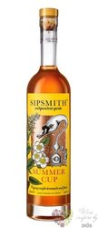 "Sipsmith "" Summer cup "" English flavored gin 29% vol.  0.50 l"
