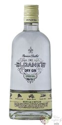 Sloane´s premium Dutch London dry gin 40% vol.     0.05 l