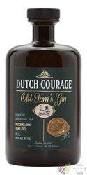 "Zuidam "" Dutch Courage "" Old Tom style gin 40% vol.  0.70 l"