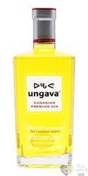 Ungava Canadian premium dry rare botanicals gin 43.1% vol.    1.00 l