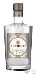 Antidote premium French London dry gin 45% vol. 0.70 l