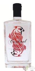 Cardinal artisan organic American dry gin 42% vol.  0.70 l