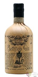 "Professor Cornelius Ampleforth´s "" Bathtub Sloe "" English flavored gin 33.8% vol.  0.50 l"