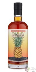 "that Boutique-y "" Spit Roasted Pineapple "" English gin by Atom brands 46% vol.  0.50 l"