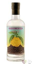 """that Boutique-y """" Yuzu """" English gin by Atom brands 46% vol.  0.50 l"""