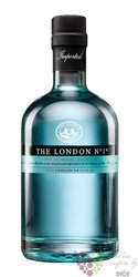 London no.1 blue English dry gin 47% vol.     0.70 l