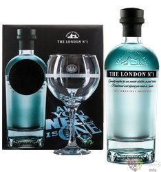London no. 1 blue set of English dry gin 47% vol. 0.70 l