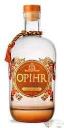 "Opihr edition "" European Aromatic bitters "" British London dry gin 43% vol.  0.70 l"