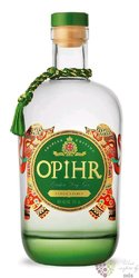 "Opihr edition "" Arabian Black lemons "" British London dry gin 43% vol.  0.70 l"
