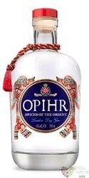 "Opihr "" Oriental spice "" British London dry gin 42,5% vol.  0.05 l"