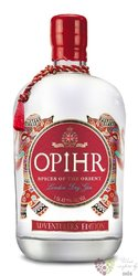 "Opihr "" Adventures "" British orient spice London dry gin 42.5% vol.  1.00 l"
