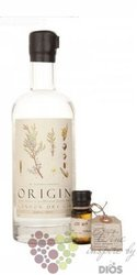 "Origin "" Arezzo "" Italian London dry gin 46% vol.    0.70 l"