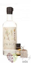 "Origin "" Istog "" London dry gin of Kosovo 0% vol.    0.70 l"