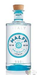 "Malfy "" Originale "" Italian dry gin 41% vol.  0.70 l"