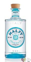 "Malfy "" Originale "" Italian dry gin 41% vol.  1.00 l"
