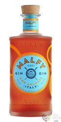 "Malfy "" con Arancia "" Italian lemon infussed gin 41% vol.  0.70 l"