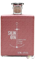 "Skin "" Pink "" handcrafted German gin 42% vol.  0.50 l"