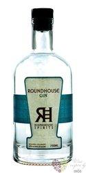 Roundhouse USA Colorado botanicals dry gin 47% vol.  0.70 l