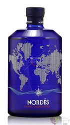 Nordes Atlantic Galician vodka 40% vol.  0.70 l