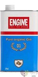 Atomic 100% organic Belgian floral gin 40% vol.    0.50 l