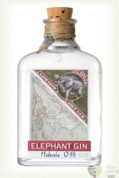 Elephant hand crafted German dry gin 45% vol.  0.50 l