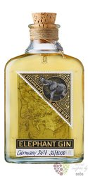 "Elephant "" Aged "" ltd. edition of German gin 52% vol. 0.50 l"