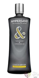 Ampersand Spanish London dry gin by Osborne 40% vol. 0.70 l