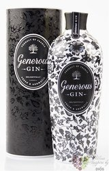 Generous gift tube premium French dry gin 44% vol.  0.70 l