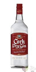 Cork Irish dry gin 37.5% vol    0.70 l