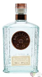 Brooklyn handcrafted small batch American gin 40% vol.  0.70 l