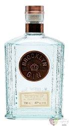 Brooklyn handcrafted small batch American gin 40% vol.  0.70 l