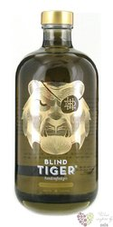 "Blind Tiger "" Imperial secrets "" Belgian gin 45% vol.  0.50 l"
