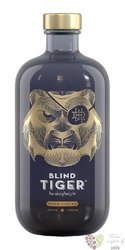 "Blind Tiger "" Piper Cubeba "" Belgian gin 47% vol.  0.50 l"