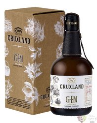 Cruxland truffles infused South African gin 43% vol.  1.00 l