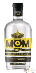 "Mom "" Rocks Royal purity "" Spanish London dry gin 37.5% vol.  0.70 l"