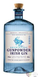 "Drumshanbo "" Gunpowder "" Irish botanicals gin 43% vol.  0.70 l"