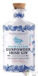 "Drumshanbo "" Gunpowder "" ltd. edition Irish botanicals gin 43% vol.  0.70 l"
