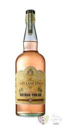 "Lane 1751 "" Victoria pink "" English flavored gin 40% vol.  0.70 l"
