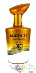 "Alkkemist "" Traveller edition "" spanish dry gin 40%  0.70 l"