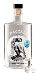 "Dactari "" Original "" German dry gin 40% vol.  0.50 l"