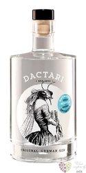 """Dactari """" Original - 2018 """" German dry gin 44% vol.  0.50 l"""
